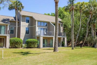 Seabrook Island Attached For Sale: 128 High Hammock Villas