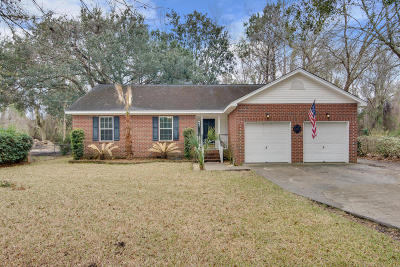 Charleston SC Single Family Home For Sale: $305,000