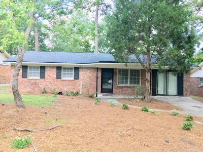 Ladson Single Family Home For Sale: 202 Elliott Drive
