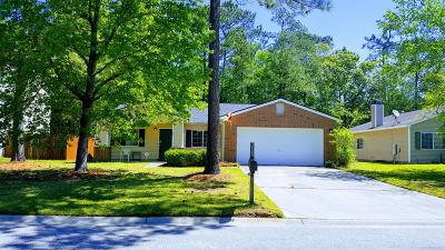 Summerville SC Single Family Home For Sale: $194,500
