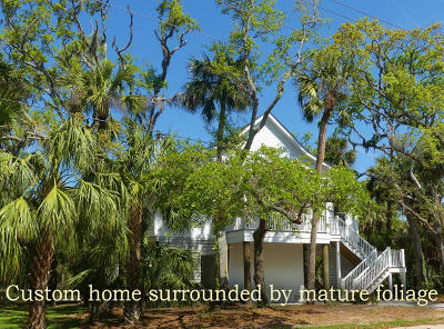Edisto Island SC Single Family Home Contingent: $467,800