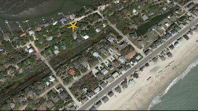 Edisto Beach, Edisto Island Residential Lots & Land Contingent: 307 Jungle Road