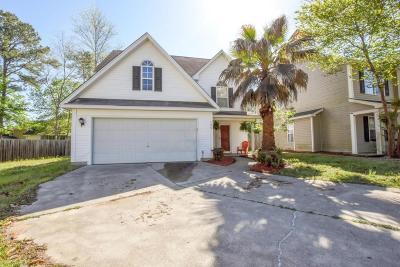 Goose Creek Single Family Home For Sale: 177 Ashton Drive