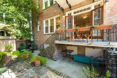 Charleston Attached For Sale: 63 Rutledge Avenue #3