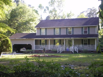 Johns Island Single Family Home For Sale: 707 State Rd S-10-384