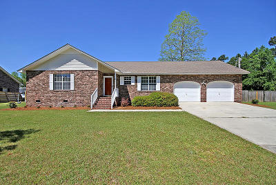 Moncks Corner Single Family Home For Sale: 209 Lois Circle