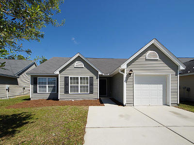 Summerville Single Family Home For Sale: 218 Avonshire Drive