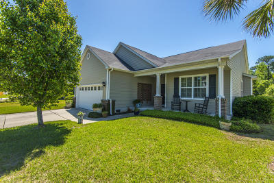 Charleston Single Family Home Contingent: 3145 Cold Harbor Way