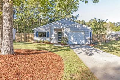 Summerville Single Family Home For Sale: 212 Aztec Court