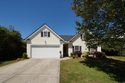 Mount Pleasant Single Family Home For Sale: 1645 Pin Oak Cut