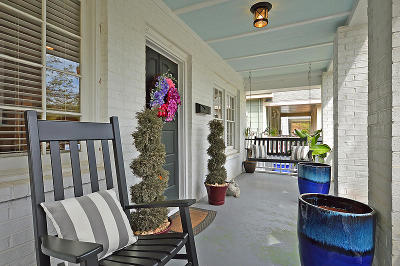 Charleston Single Family Home For Sale: 112 Grove Street