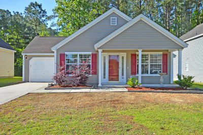 Summerville Single Family Home For Sale: 4816 Hearthside Drive