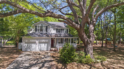 Charleston Single Family Home For Sale: 502 Planters Trace Drive