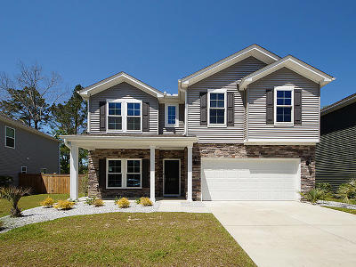 Mount Pleasant Single Family Home For Sale: 3908 Percheron Drive