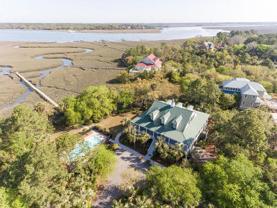 Seabrook Island Single Family Home For Sale: 1505 Lady Anna Lane