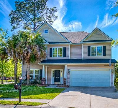 Summerville Single Family Home For Sale: 5101 Birdie Lane