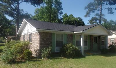Charleston Single Family Home For Sale: 7051 Orvin Street