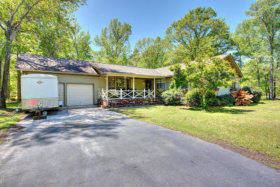 Summerville Single Family Home For Sale: 1318 Sandy Run Circle