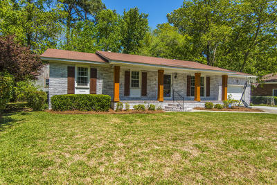 Charleston Single Family Home For Sale: 2049 Church Creek Drive
