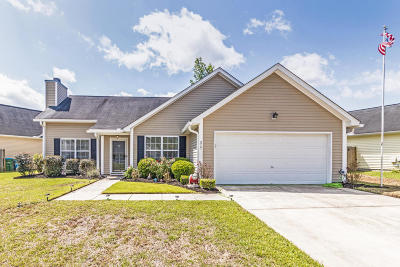 Ladson Single Family Home For Sale: 317 Equinox Circle
