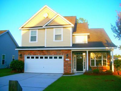 Goose Creek Single Family Home Contingent: 100 Satur Drive
