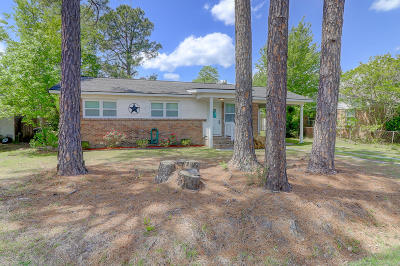 Goose Creek Single Family Home Contingent: 409 Clarine Drive