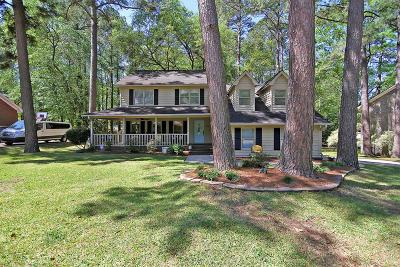 Summerville Single Family Home For Sale: 128 Plantation Drive