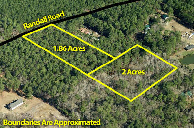 Residential Lots & Land For Sale: 9969 Randall Road