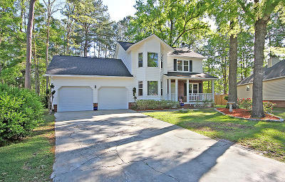Summerville Single Family Home For Sale: 1017 Shinnecock Hill Court