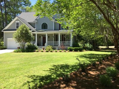 Summerville Single Family Home For Sale: 1424 Peninsula Pointe