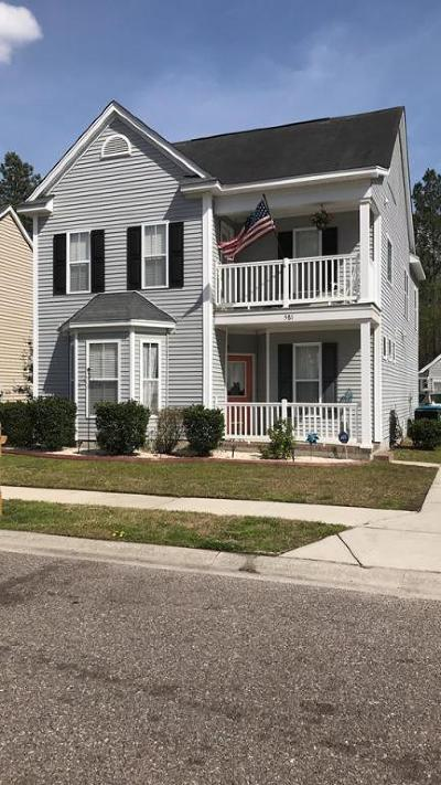 Summerville Single Family Home For Sale: 581 Delafield Drive