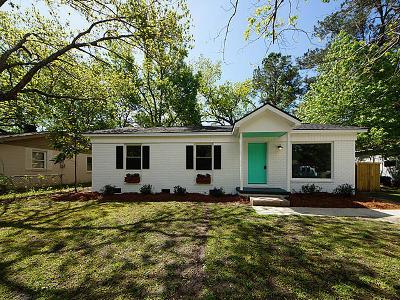 Charleston Single Family Home For Sale: 1617 Juniper Street