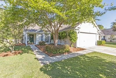 Single Family Home For Sale: 1525 Sweet Myrtle Circle