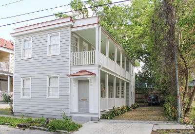 Single Family Home For Sale: 89 Morris Street