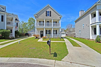 Goose Creek Single Family Home For Sale: 104 Crosby Court