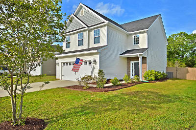 Ladson Single Family Home Contingent: 3038 Adventure Way
