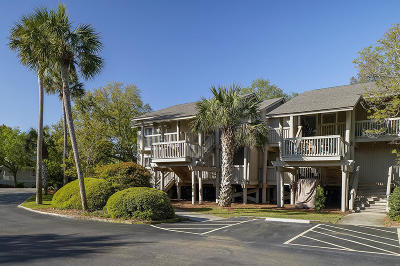 Isle Of Palms Attached For Sale: 44 Lagoon Villa