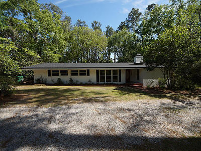 Summerville Single Family Home For Sale: 545 Simmons Avenue