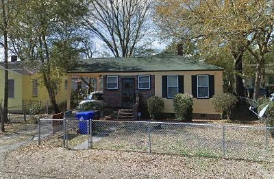 North Charleston Single Family Home For Sale: 2128 Captain Avenue