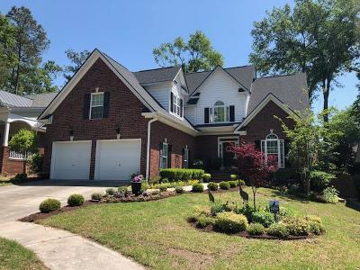 Single Family Home For Sale: 8622 Woodland Walk