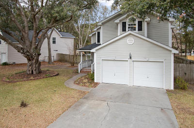 Charleston Single Family Home For Sale: 669 Majestic Oak Drive