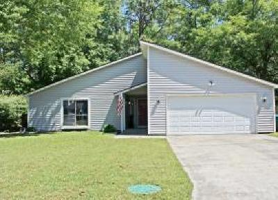 Summerville Single Family Home For Sale: 322 Canaberry Circle