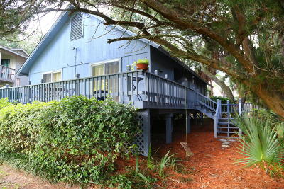 Edisto Beach SC Single Family Home For Sale: $249,000