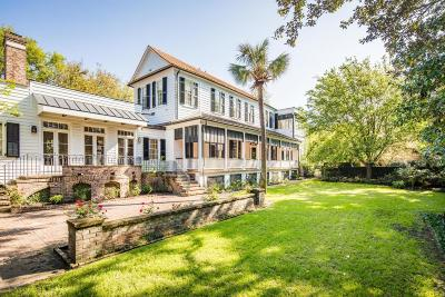 Charleston Single Family Home For Sale: 17 Legare Street