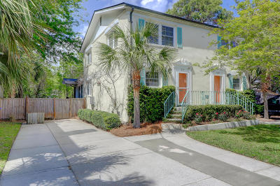 Charleston Attached For Sale: 210 Wentworth Street