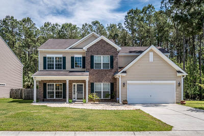 Ladson Single Family Home For Sale: 117 Sweet Alyssum Drive