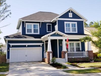 Mount Pleasant SC Single Family Home For Sale: $620,000