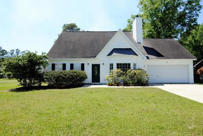 Moncks Corner Single Family Home For Sale: 1101 Churchill Road