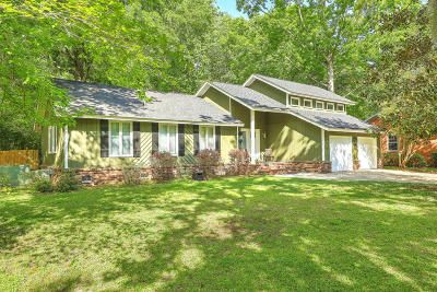 Summerville Single Family Home For Sale: 157 Wampee