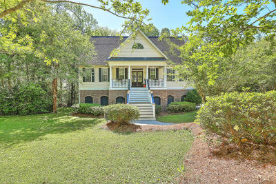 Summerville Single Family Home For Sale: 114 Spring House Road